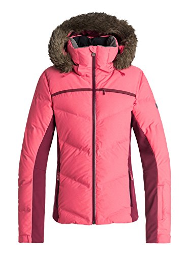 Roxy Snowstorm - Quilted Snow Jacket for Women - Gesteppte Snow-Jacke - Frauen