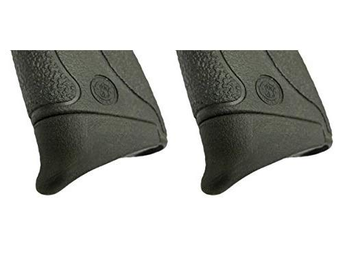 E-ONSALE Smith and Wesson Shield Grip Extension 9mm/.40 Cal - M&P Shield Grip Extension Will Enhance The Control and Comfort of Your Firearm (Grip Pack of 2)