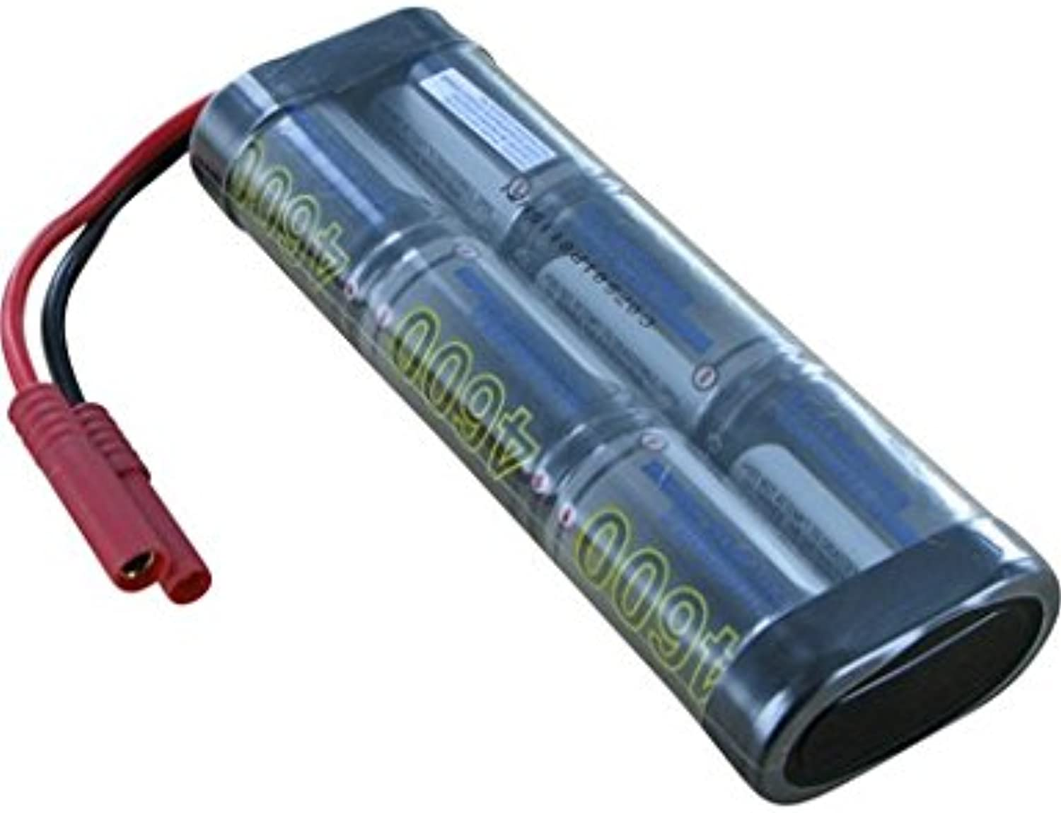 Battery type ABOUTBATTERIES CSNS460D37C118, 7.2V, 4600mAh, NiMH