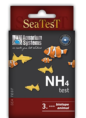 Aquarium Systems 4090005 Aquarien Sea Tests NH4
