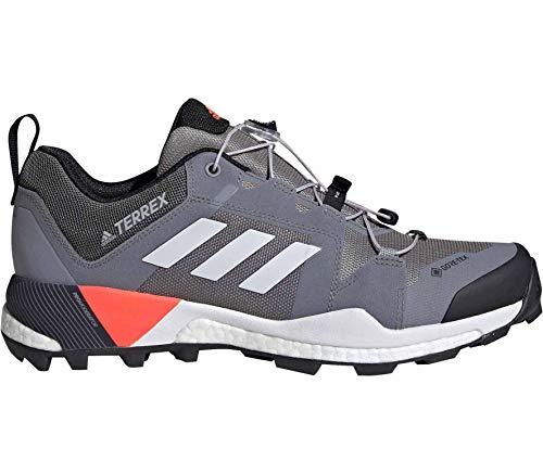 adidas Herren Terrex Skychaser Xt GTX Freizeitschuhe Und Sportbekleidung, Multicolor (Legacy Blue/Dash Grau/Solar Red), 44 EU