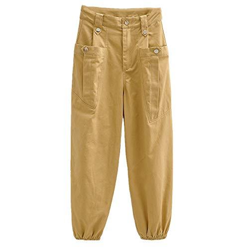 N\P Pantalones casuales para mujer