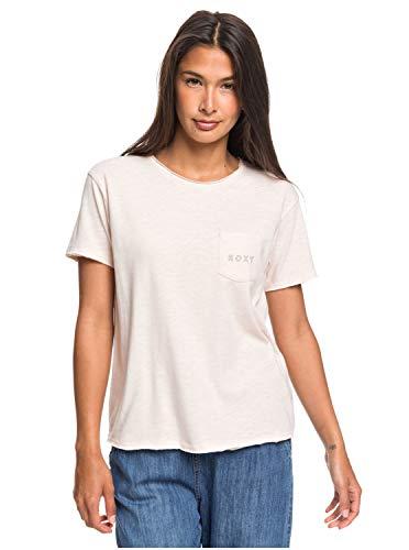 Roxy Star Solar - Camiseta con Bolsillo para Mujer Camiseta con Bolsillo Mujer