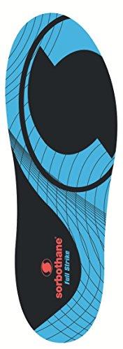 Sorbothane Full Strike Innensohle Mehrfarbig UK Size 11-12.5