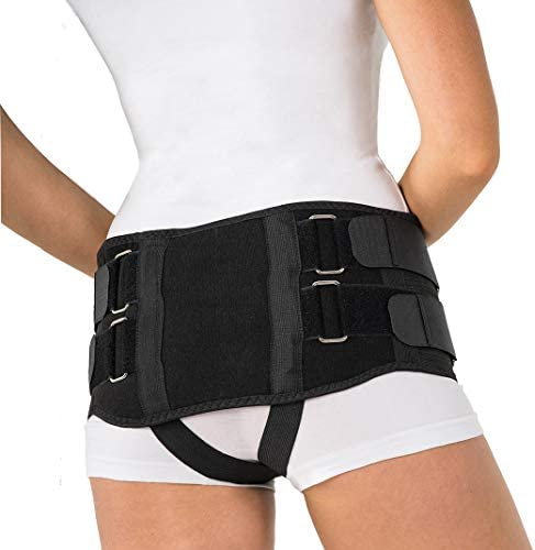 Joint Hip Belt Pelvic Girdle stabilizing Belt Adjustable Stabilize Hip Compression Support Belly product image