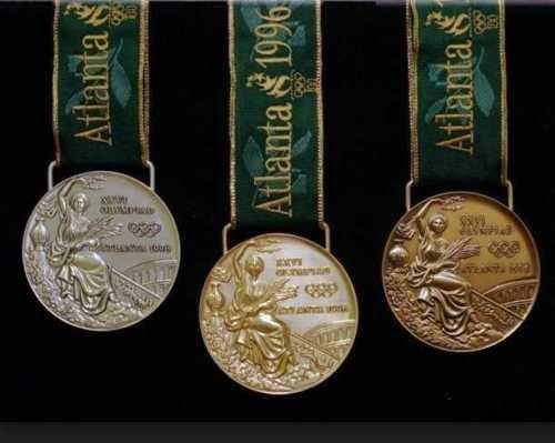 Atlanta Olympics 1996 Souvenir Sports Medals Set