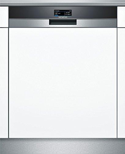Siemens SN578S06TE Geschirrspüler Teilintegriert/A+++ / 211 kWh / 13 MGD / 2100 Liter / 3-fach Wasserschutz 24h