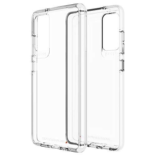 GEAR4 Crystal Palace - Carcasa para Samsung Galaxy S20, Transparente