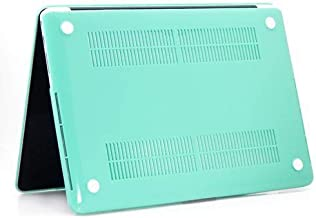 Frost Matte Surface Rubberized Hard Shell Case Cover for Mac Book Pro Retina 13 Inch Green Color