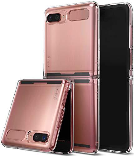 Ringke Slim Compatibile con Cover Galaxy Z Flip, Custodia per Galaxy Z Flip - Clear