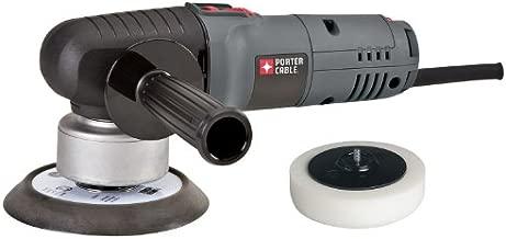 PORTER-CABLE Random Orbit Sander with Polishing Pad, 6-Inch (7346SP)