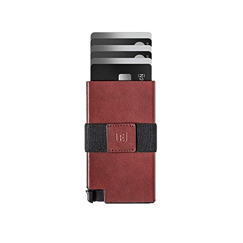 Ekster Senate - Slim Leather Wallet - RFID Blocking - Quick Card Access