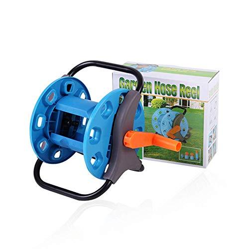 Waterpijp Reel zonder slang Portable tuin Outdoor Hosepipe Reel Geschikt voor waterleidingen onder 20m en buitendiameter 15mm