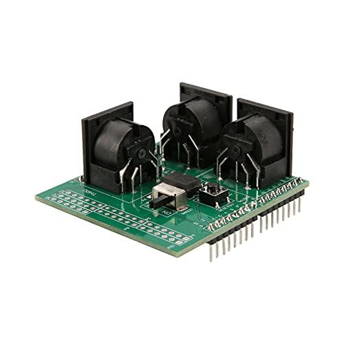 MIDI Shield Musical Breakout Board Instrument Digital Interface MIDI Adapter Plaat compatibel met Arduino Adapter Board…