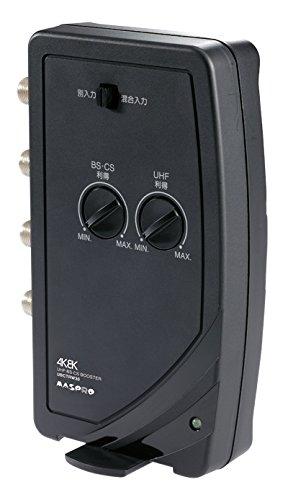 マスプロ電工『UHF・BS・CSテレビ・レコーダーブースター30dB型』