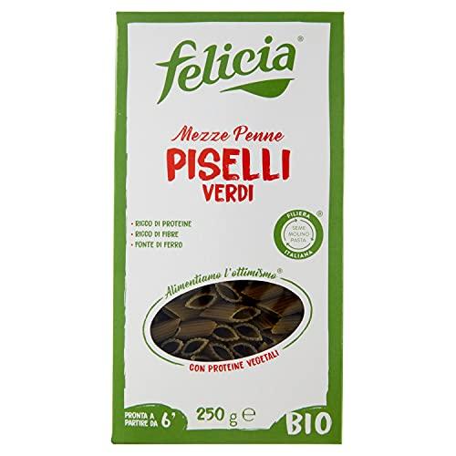 FELICIA BIO PASTA SECCA CON FARINA DI PISELLI VERDI BIO 250...