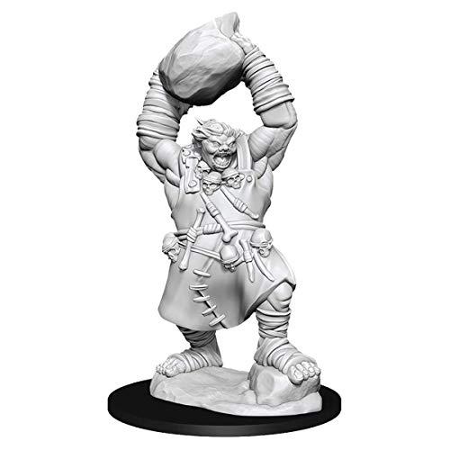 WizKids Pathfinder Deep Cuts Unpainted Miniatures: Wave 11: Ogre