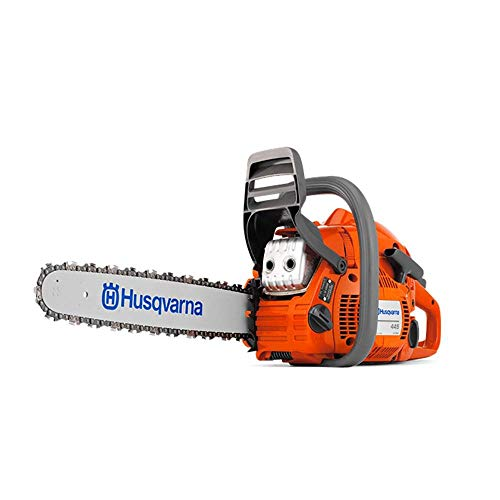 %21 OFF! Husqvarna 455 Chainsaw X-Torq 55cc 18-Inch Bar Fast Start Low Vibration (965030292)