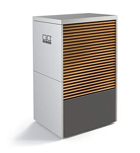 Remko Luft/Wasser Monoblock Wärmepumpe | LWM80 Camura | 1-7 kW