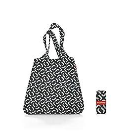 reisenthel Shopper-AT7054, Cabas. Femme, Noir, Taille Unique