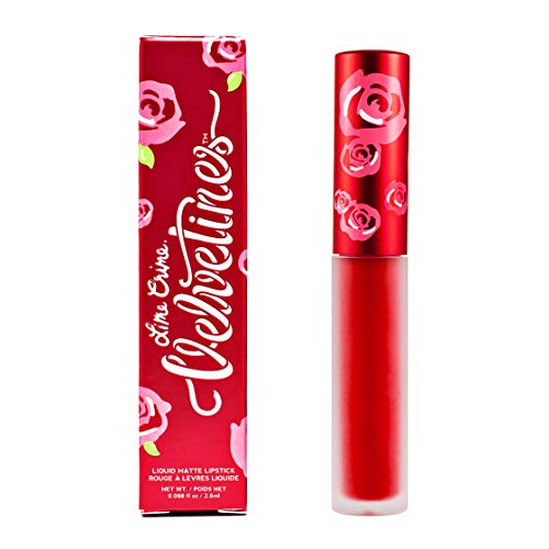 Lime Crime Velvetines Liquid Matte Lipstick - Red Velvet by Lime Crime