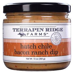 Terrapin Ridge Farms Hatch Chile Bacon Ranch Dip 13 OZ (Pack of 1)