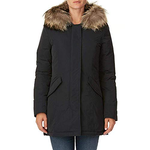 WOOLRICH Luxury Artic Parka Midnight Blue