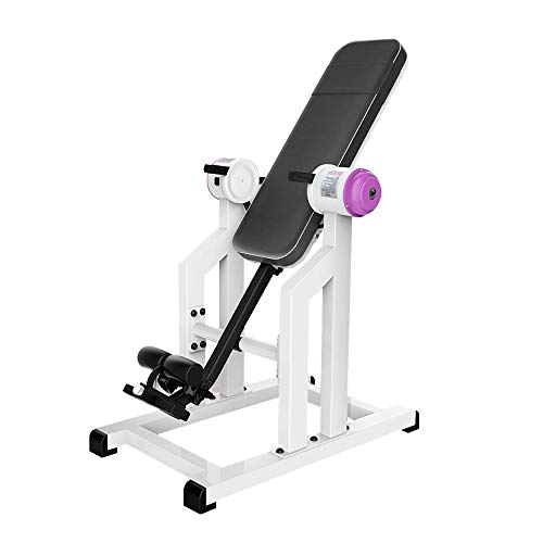 Lowest Prices! ZYK Electric Inverted Machine, Household Human Lumbar Intervertebral Disc Stretching,...