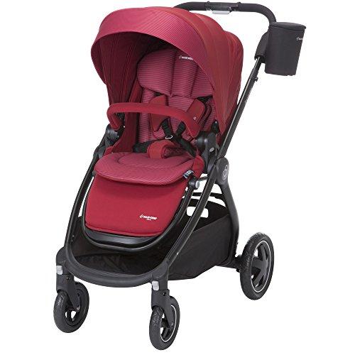 Maxi-Cosi Adorra Modular Stroller, Red Rumor