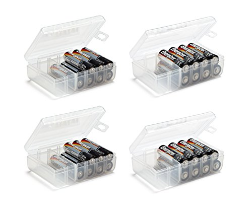 multi battery storage container - 5