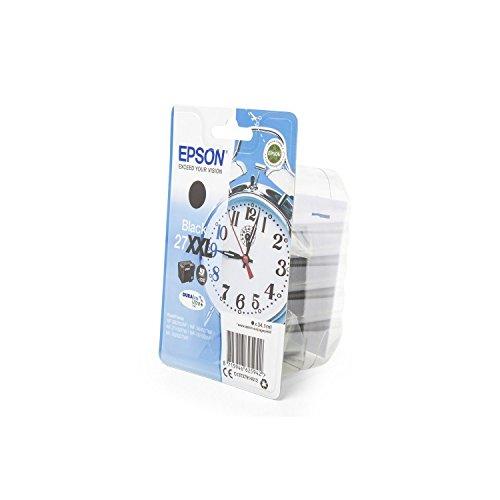 Original Epson C13T27914010 / 27XXL, für Workforce WF-7710 DWF Premium Drucker-Patrone, Schwarz, 2200 Seiten, 34,10 ml