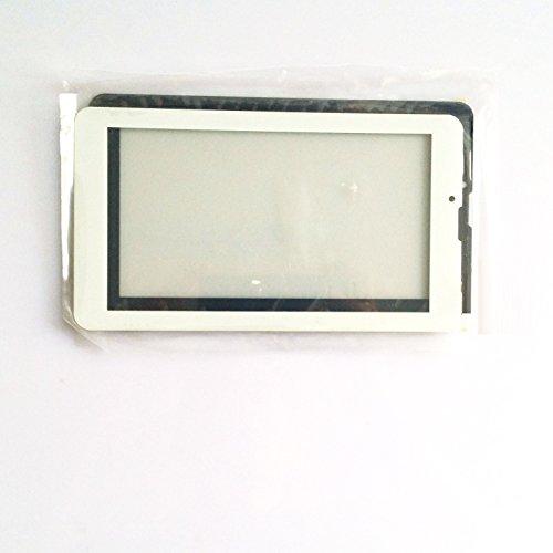 Blanco Color EUTOPING  De Nuevo 7 Pulgadas Pantalla tactil Digital La sustitución de para Wolder miTab Freedom 3G