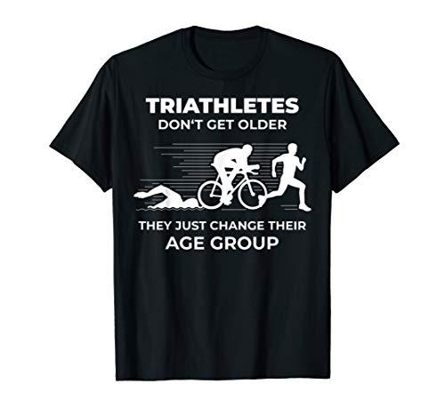 Triathletes Triathlon Tshirt