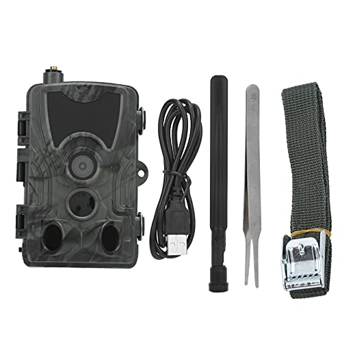 BigKing Trail Camera, Trail Game Camera HC ‑ 801PRO Cámara Nocturna de...