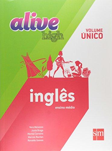 Alive High. Inglês - Volume Único