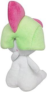"Sanei Pokemon All Star Collection Ralts Stuffed Plush Toy, 6"""