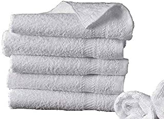 Orpheebs 5 Bath Sheets 70 x 140 cm Towels for Hotel Spa, Various Sizes, 420 g/m2, 100% Cotton
