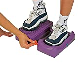 Gymnic Movin'Step - Camera d'Aria Equilibratore Sportivo Equilibrio Cuscino