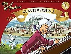 LITTLE AMADEUS KLAVIERSCHULE - arrangiert für Klavier [Noten / Sheetmusic] Komponist: HEUMANN HANS GUENTER