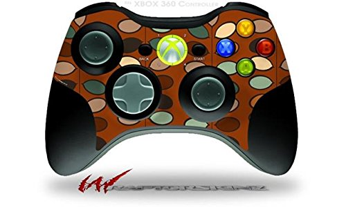 XBOX 360 Wireless Controller Decal Style Skin - Leafy (CONTROLLER NOT INCLUDED)