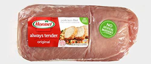 Always Tender Original Pork Loin Filet, 1.5 Lb