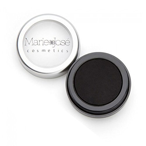 Eyebrow Powder Jet Black by Marie-Jos| Eyebrow Make Up for Perfectly...