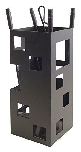 Imex El Zorro 10004 Juego para chimenea, cuadrado (50 x 20 x