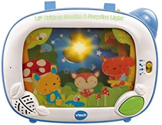vtech soothe and surprise light