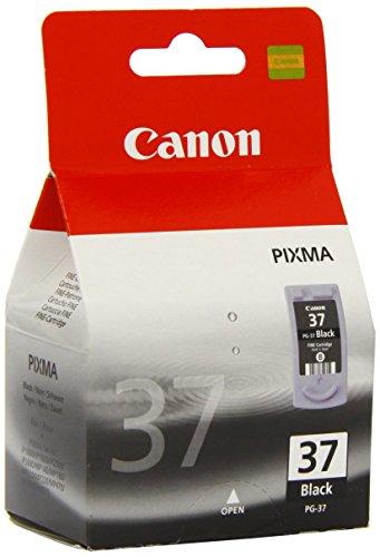 Canon PG-37 Cartucho de tinta original Negro