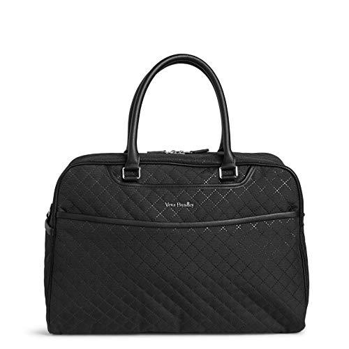 Vera Bradley Iconic Weekender Travel Bag Black Size: One Size
