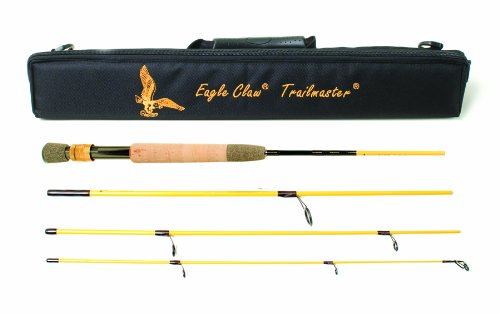 Eagle Claw TML76SF4 Trailmaster