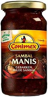 Conimex - Sambal Manis - Authentisches indonesisches Rezept - 200 g - 3 Stück