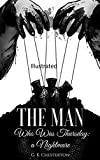 The Man Who Was Thursday: a Nightmare Illustrated (English Edition)