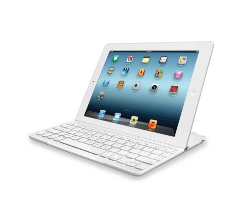 Logitech Ultrathin Keyboard Cover for iPad 2, 3 & 4 White (not Air Models) QWERTY